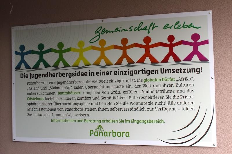 Gemeinschaft erleben - Das Motto vom Panarbora