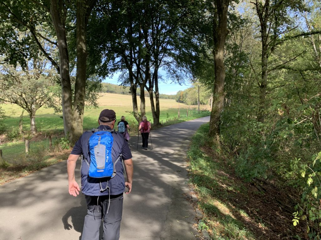 Der Franz-Hitze-Wanderweg bietet Abwechselung.