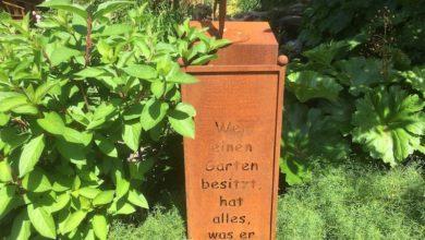 Photo of Aufruf zu den schönsten Gärten